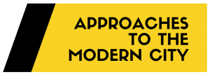 Approaches to the Modern City logo