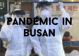 Pandemic in Busan